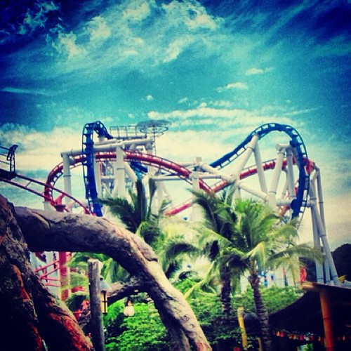 Universal Studios #singapore by @MySoDotCom