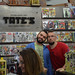 24 Hour Comics Day at TATE'S; October 4 & 5, 2013