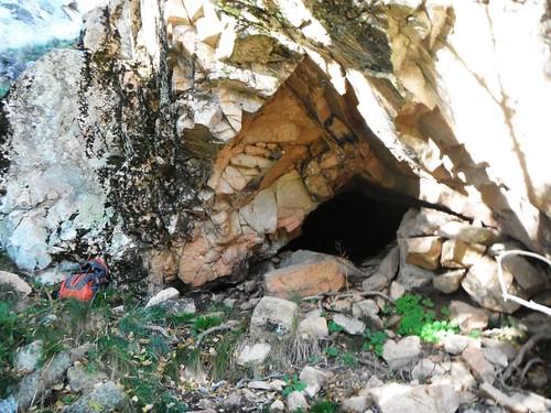 Balma-mina de Roca Foradada