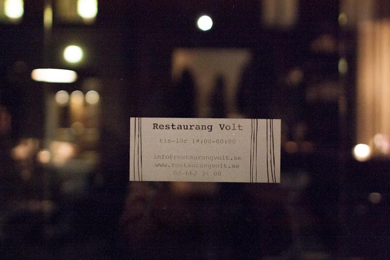 Restaurang Volt