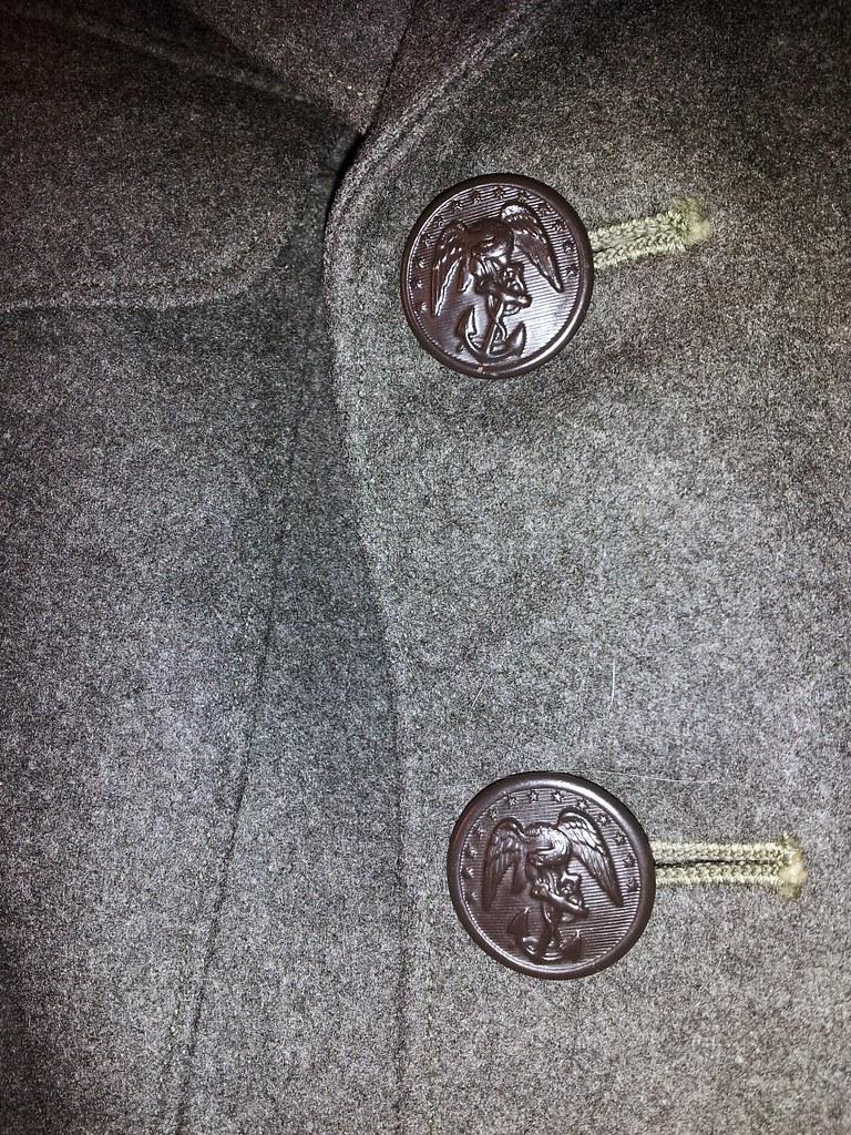 USMC Buttons