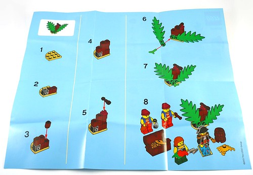 LEGO 850839 Classic Pirate Set 06