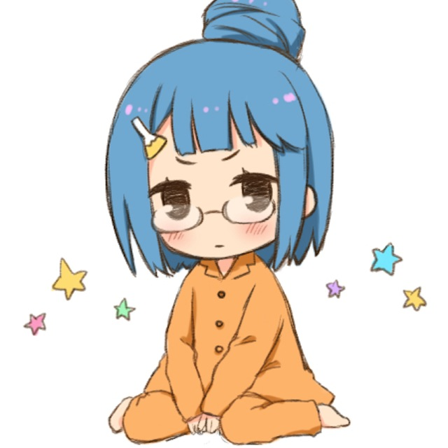 Draft of the Nendoroid pajamas