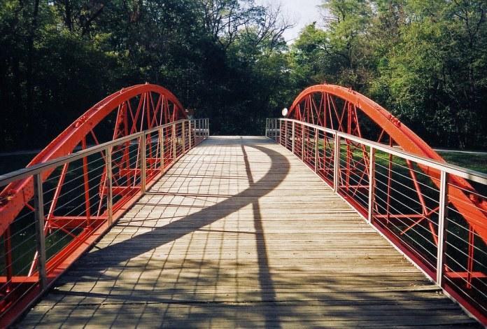 Bridge at IMA