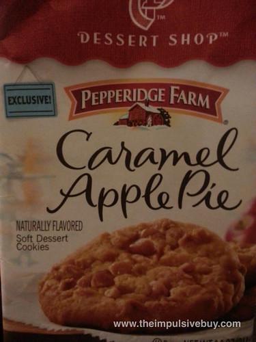 Exclusive Pepperidge Farm Dessert Shop Caramel Apple Pie