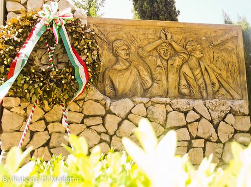 Monumento ai martiri - Frosinone by robertodimo
