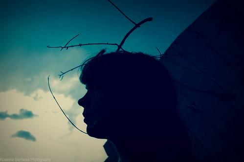 through sky by Rossella Sferlazzo