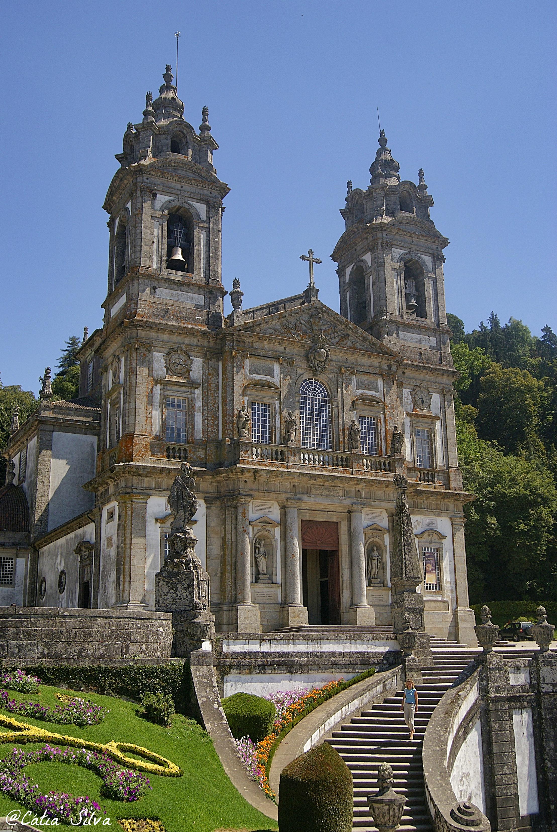 Santuário do Bom Jesus do Monte - Braga - Portugal (7)