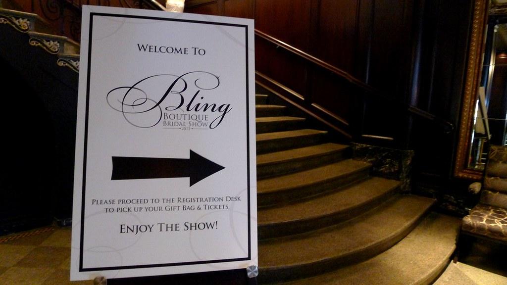 Bling Wedding Show
