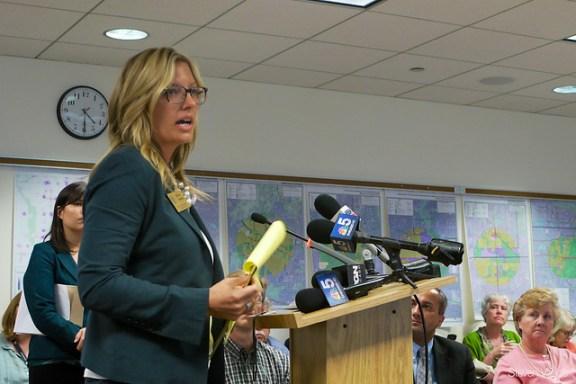 Will County board member Regan Freitag