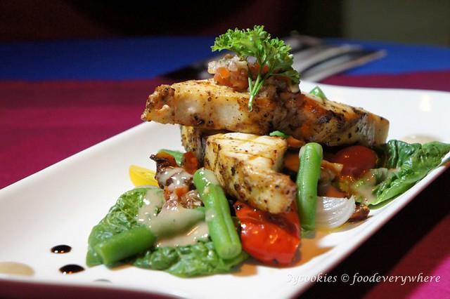 1.chulo (-Chulo's Nicoise Salad RM 18.80
