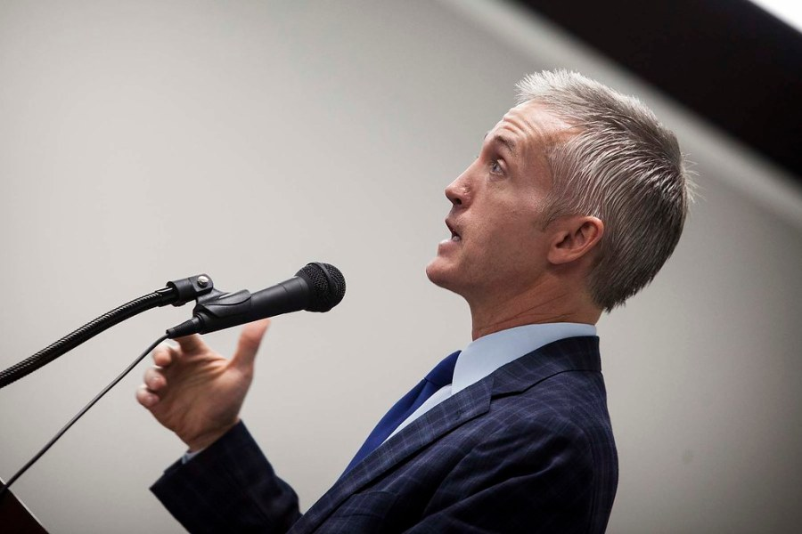 Wells Fargo Speaker Series 2013 Trey Gowdy