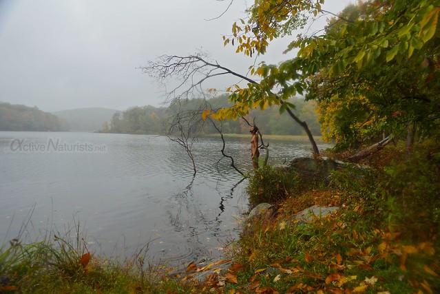 naturist 0000 Harriman State Park, New York, USA