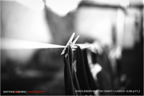 Peg Bokeh Test! Voigtlander Nokton 35mm f1.2 ASPH ii by MatthewOsbornePhotography - Leica Photographer
