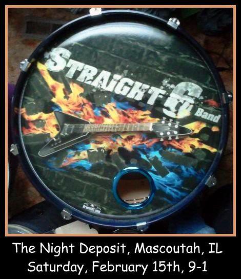 Straight 6 Band 2-15-14