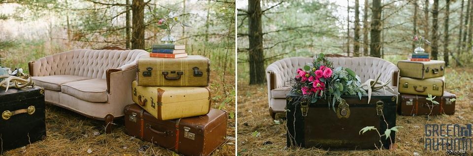 Wedding Creative Inspiration Hamilton Woodland engagement Photography 0036