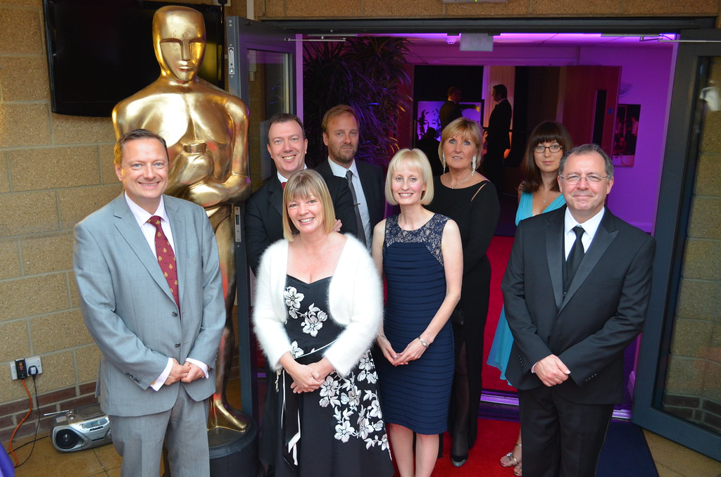 A Night at the New College Oscars