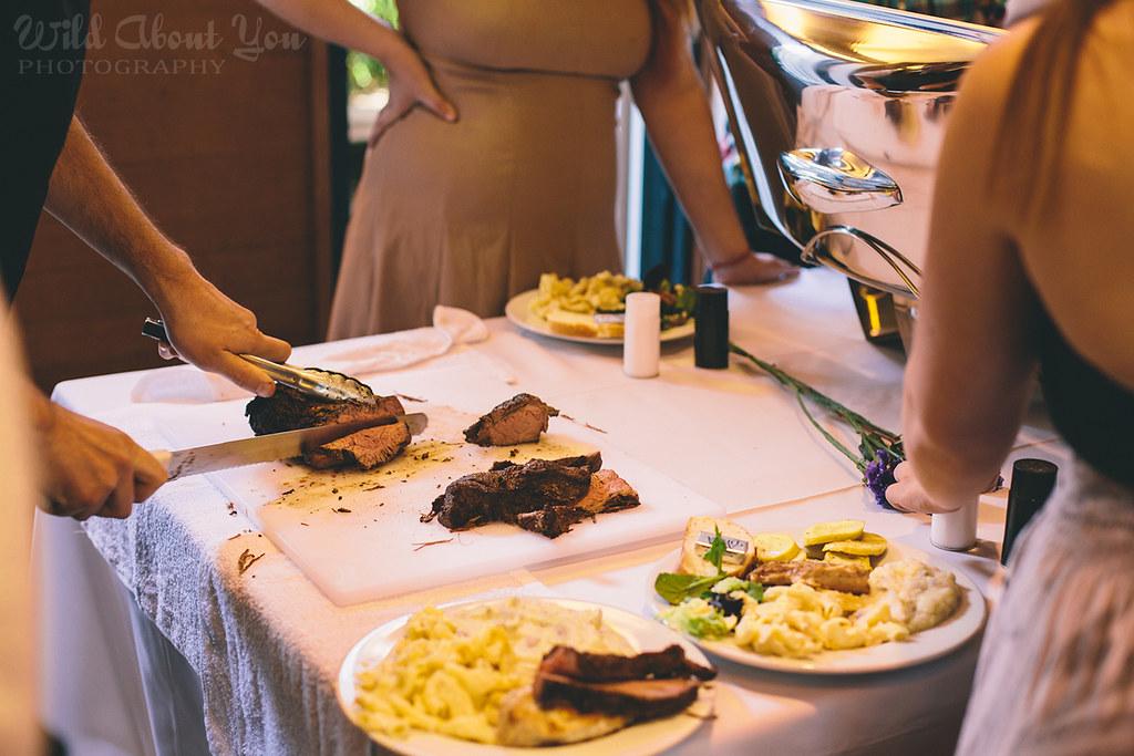 Maverick's BBQ catering