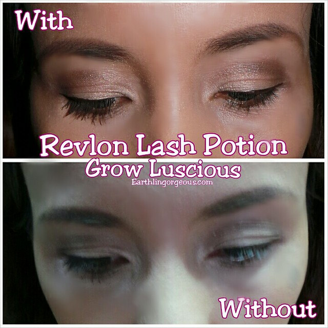Revlon lash potion Grow Luscious Waterproof Volume & Length review
