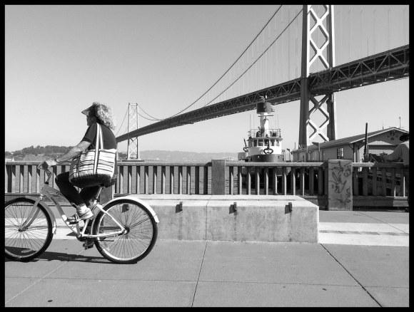 On My Way - San Francisco - 2013