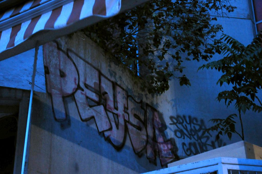 Peysa wall