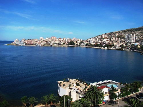 Saranda, Albania View from Hotel