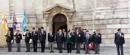 Annual Wreath laying Service at St. Paul's Cathedral