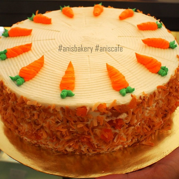 Carrot Cake by AnisBakery.net