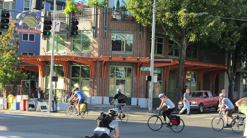 Bikes in Fremont