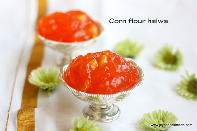 corn-flour-halwa