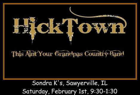 Hicktown 2-1-14