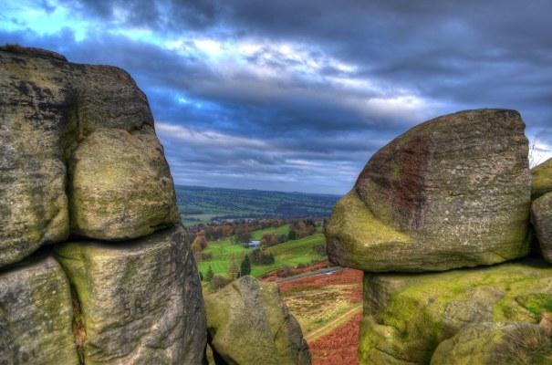 Cow and Calf Rocks