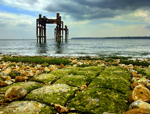 WWII Remains at Lepe