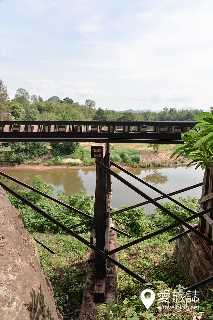 桂河大桥铁道之旅 The Bridge over the River Kwai (10)