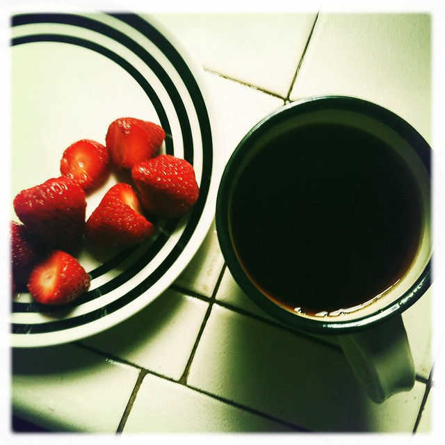 berrys and coffee