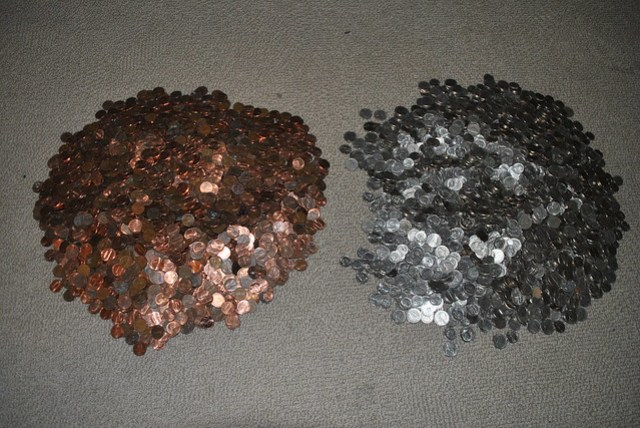 I really hate pennies