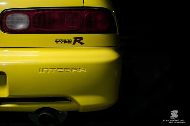 Type R Rear BumperWM