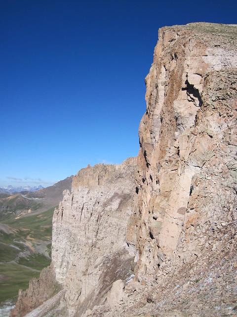 Picture from Uncompahgre Peak, Colorado