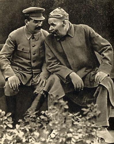 475px-Joseph_Stalin_and_Maxim_Gorky,_1931