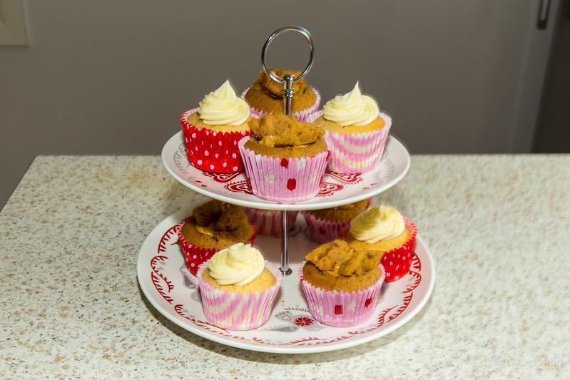 Jez's birthday cupcakes