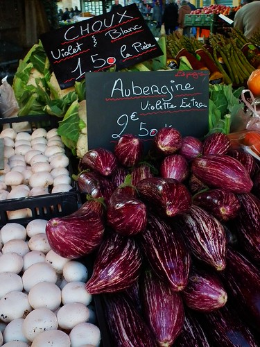 Aubergine - French Market