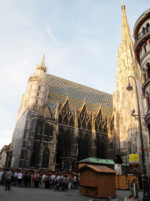 St Stephen's Cathedral.
