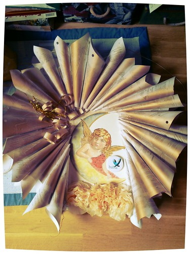 cartel navideño by alialba