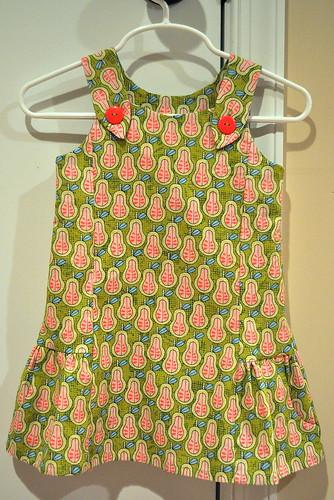 Seashore dress, front