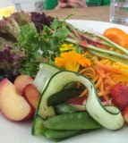 Babel@Babylonstoren - Red Salad