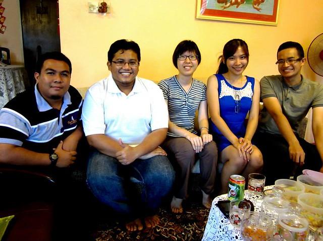 Mel's friends 1
