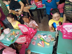 Cake Decoration Activity