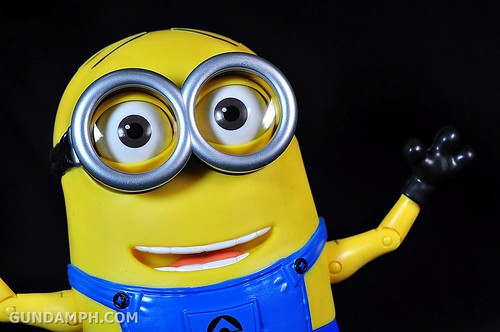 Talking Minion Dave by ThinkWayToys Review (20)