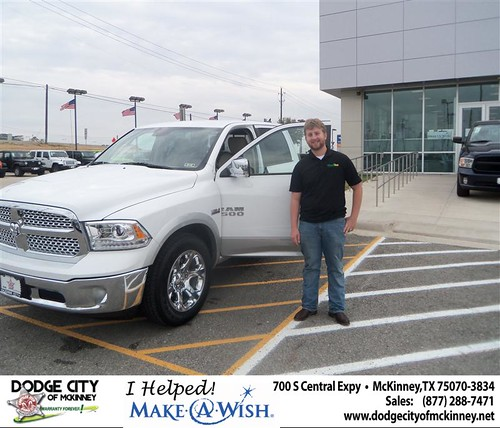 Happy Birthday to Alexander Wallace  from Betts Nichole and everyone at Dodge City of McKinney! by Dodge City McKinney Texas