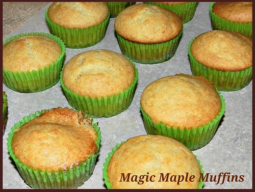 Magic Maple Muffins (9)